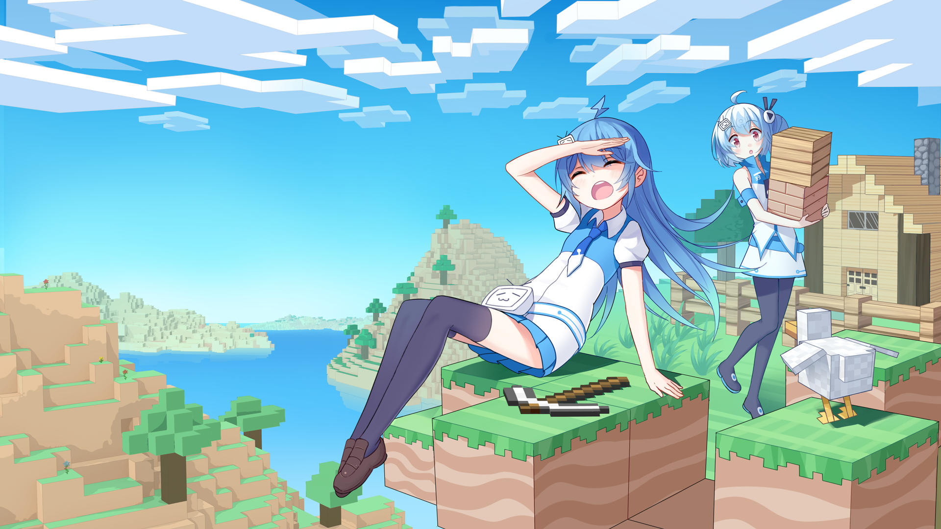 Minewind | R18+ Minecraft Server