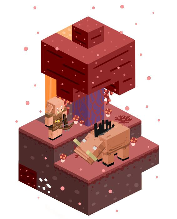 Minecraft 1.16 Nether Update